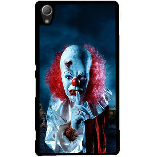 Instyler Digital Printed Back Cover For Sony Xperia Z4 SonyZ4Ds-10047