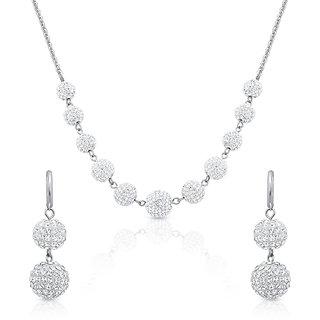 Oviya Immortal Beauty Necklace Set