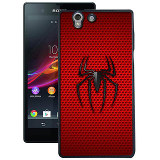 Instyler Digital Printed Back Cover For Sony Xperia Z SonyZDs-10059