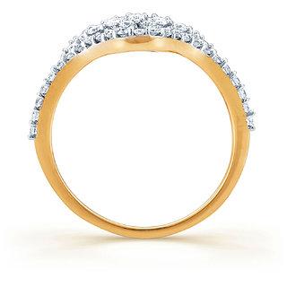 Karatcraft Opulence Ring Gold Purity 18Kt.