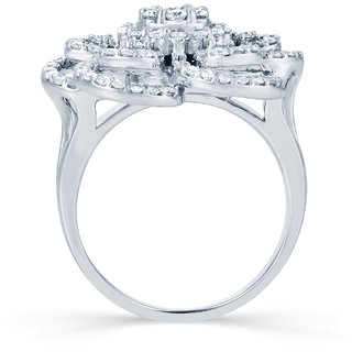 Karatcraft Rosaline Diamond Ring Gold Purity 18Kt.