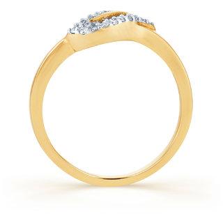 Karatcraft Pagina Diamond And Gold Ring Gold Purity 18Kt.