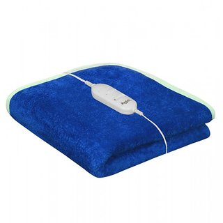 Akash Ganga Blue Warmland Electric Single Bed Warmer (AEB09)