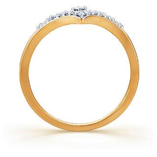 Karatcraft Ortus Diamond And Gold Ring  Gold Purity 18Kt.