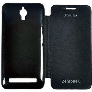 Mussa Flip Cover  for Asus Zenfone C- Black
