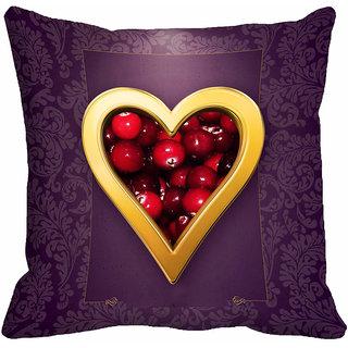 meSleep Heart 3D Cushion Cover (16x16)