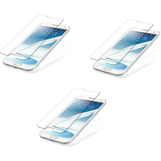 Tempered Glass For  Samsung Grand Prime G530 (Pack of 3)