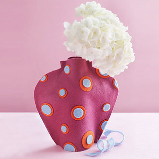 goyal handicrafts Plastic Bottle Flower