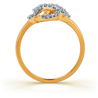 Karatcraft Lujo ring Gold Purity 18Kt.