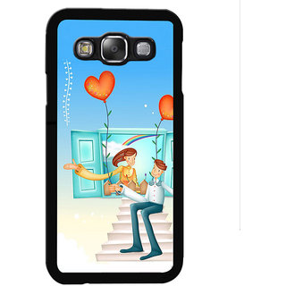Instyler Digital Printed Back Cover For Samsung Galaxy Grand 3 SgG3Ds-10062