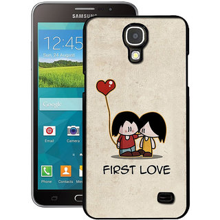 Instyler Digital Printed Back Cover For Samsung Galaxy Mega 2 SgM2Ds-10051