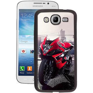 Instyler Digital Printed Back Cover For Samsung Galaxy Mega 5.8 SgM5.8Ds-10055