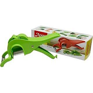 Apex Multi Cutter And Peeler Green
