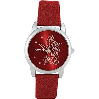 Swag 770011 Analog Watch - For Girls