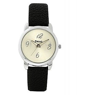 Swag 770011 Analog Watch - For Girls Black