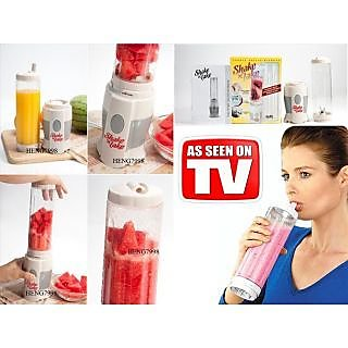 New Shake N Take Sports Bottle Blender
