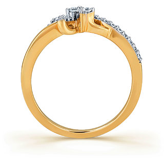 Karatcraft Lyncis Ring  Gold Purity 18Kt.