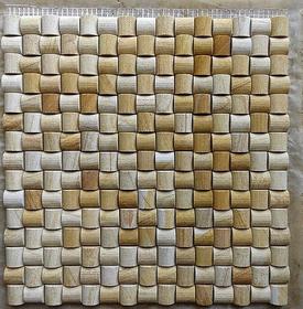 Teak Mold Mosaic Tiles