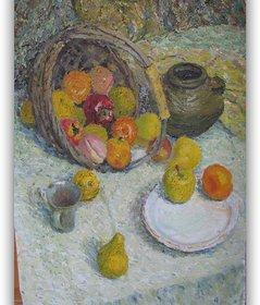 Oil Painting -Vitalwalls Impression