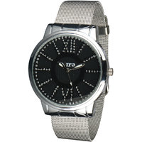 Oura Black Dial Party-Wedding WIBCH-130 Metal Watch For Women