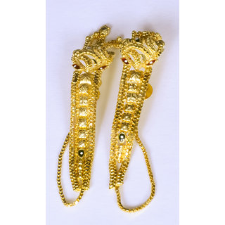Buy Light Weight Gold Plated Sui Dhaga Online Get 23 Off