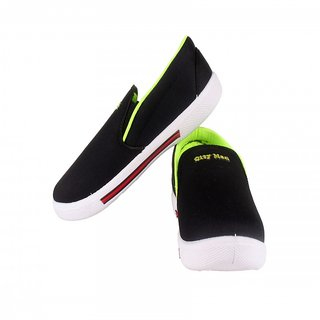 World of fashion # new lightweight # casual shoes # black colour