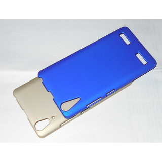 High Quality Lenovo A6000 / A6000 Plus Hard Plastic Back Cover (Combo 4)