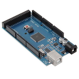 Electronic For All Arduino-Mega-2560-R3-with-ATmega-2650-Free-USB-Cable