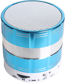 Callmate Turbine Bluetooth Speaker with Hands-free Call,AuxUSB/TF CardReader-SB