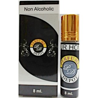 Pour Homme-Essential Oil 8Ml Non-Alcoholic Attar-Essential Oil