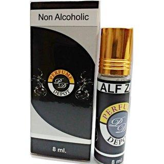 Alf Zahra-Essential Oil 8Ml Non-Alcoholic Attar-Essential Oil