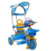 Baby Tricycle With Music And Shade