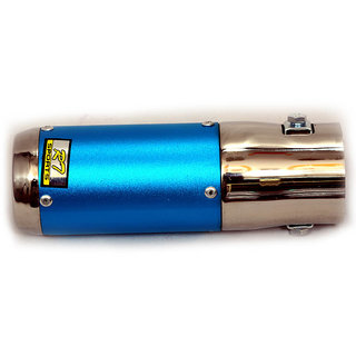 Takecare Blue Silencer Only(Small And Medium Car) For Nissan Micra Active