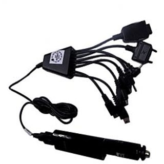 CAR MOBILE CHARGER AVERY 9 IN 1