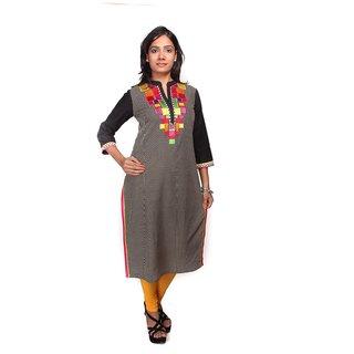 Dungri Cotton Printed Kurti with matching legging