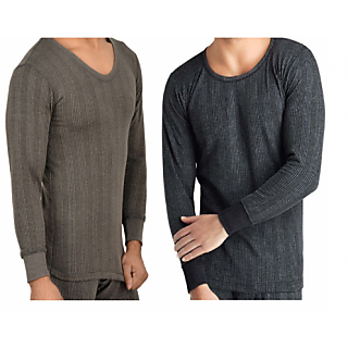IFS Mens Thermal Vest - Pack of 2