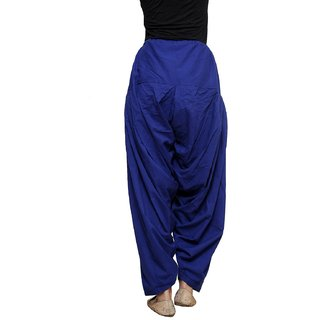 PISTAA S ROYAL BLUE Full Cotton Patiala Salwar Prices in India ... 4baf4c0aa