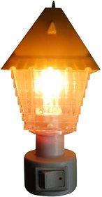 VRCT Mini Night Lamp Led Light Hut Shape