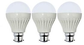VRCT 15W LED Bulb Set of 3 Piece Combo Offer