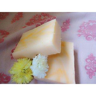 LeParis Natural Skin Whitening Soap with Papayya and Kojic (Pack of 4)