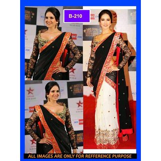 Awesome Beige Raw Silk Self Design Saree With Blouse