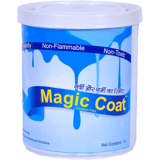 Magic Coat (Heat Reflective) Paint 1 Ltr Pack