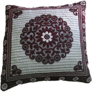 Maroon Cushion cover 24x24 inch - Pack of 5