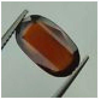 ruchiworld 3.25 Carat Natural Gomedh Hessonite Gemstones