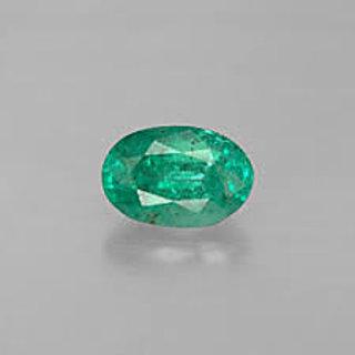 ruchiworld 0.5 ct Natural zambian emerald gem stone