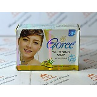 GOREE WHITENING SOAP @ Rs.549 (3 Pcs PACK).