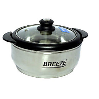 Mihini Breeze Hot And Cold Royal Sleek Insulated Stainless Steel casserole
