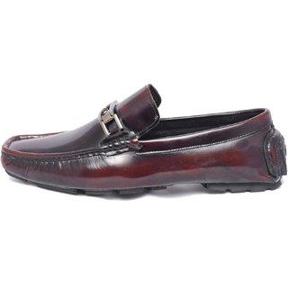 SAN FRISSCO Purple color Formal Shoes (Size-7)