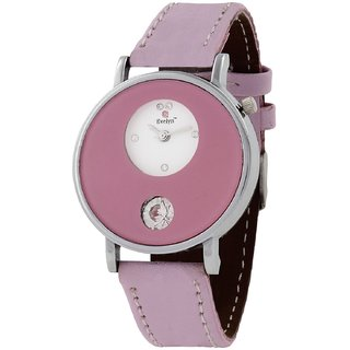 Evelyn Wrist Watches Analogue White Womens Watch (PI-235)