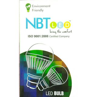 LED combo of 12W- Pack of 2